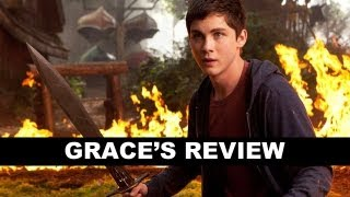 Percy Jackson Sea of Monsters Movie Review : Beyond The Trailer