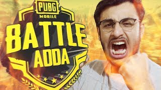 PUBG MOBILE LIVE: TOURNAMENT GOD VIEW WITH RAWKNEE!