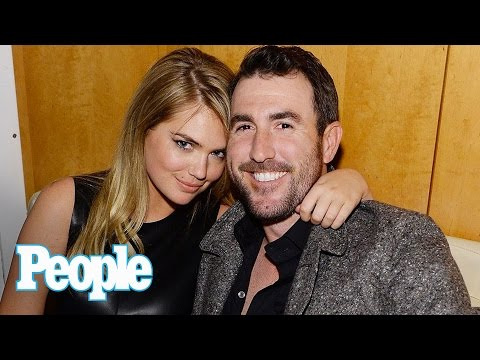 Kate Upton Opens Up About Ten-Year Age Difference With Fiancé Justin Verlander | People NOW | People