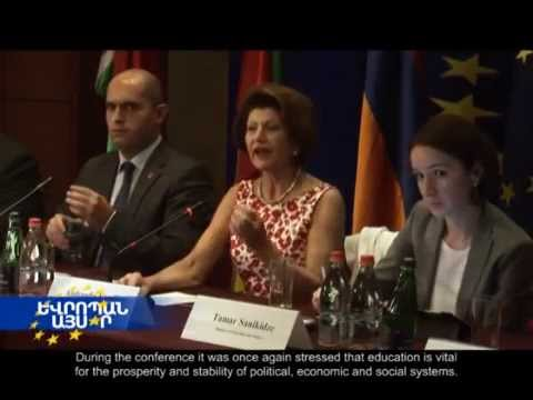 """""""Europe Today"""" programme # 7 (September 28, 2013, with English subtitles)"""