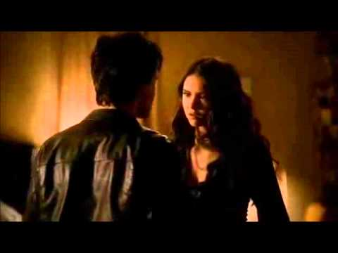 The Vampire Diaries - Seconda Stagione - Damon, Katerine e il morso