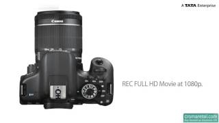 Canon EOS 750D 24.2 MP Digital SLR Camera