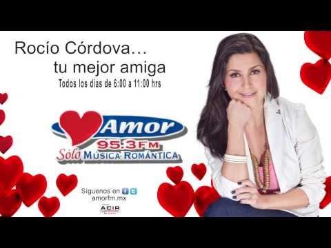 Reflexiones con Rocío Córdova - He aprendido - Amor 95.3 Sólo música romántica