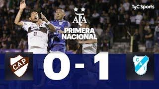 Platense 0 VS. Temperley 1 | Fecha 12 | Primera Nacional 2019/2020