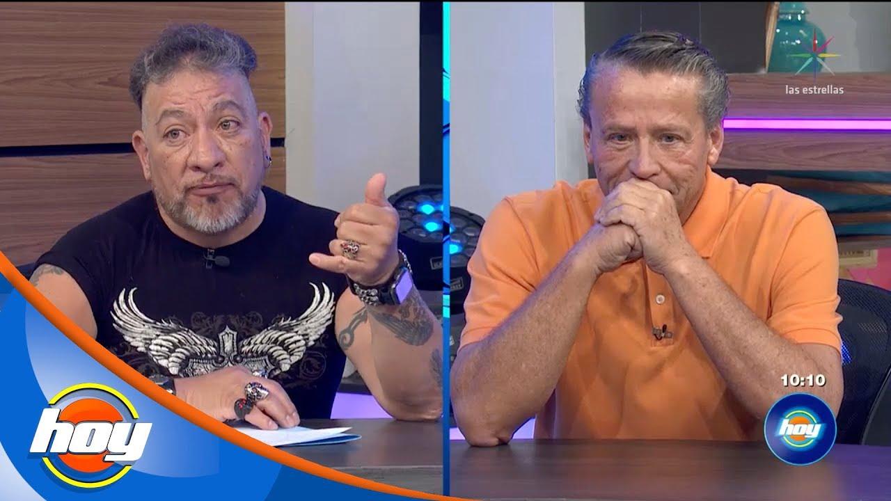 Carlos Trejo y Alfredo Adame frente a frente | Hoy