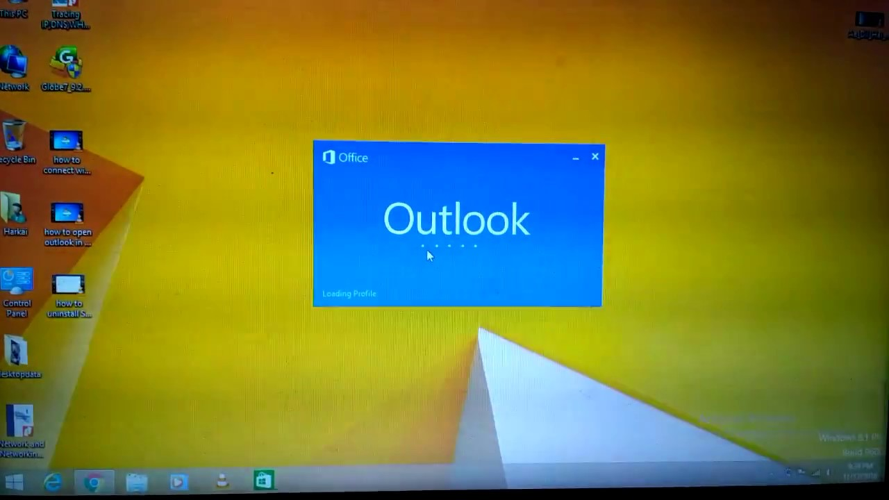 how to open outlook safe mode by Online Solution