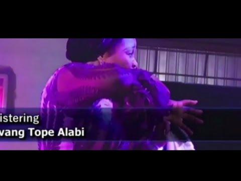 Tope Alabi's Reaction to Hit Single 'Oniduro Mi' As Shola Allyson Performs Oniduro mi, E SE OO