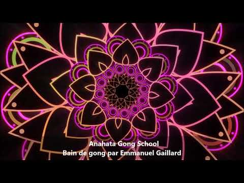 Bain De Gong Et Voyage Vibratoire 1 - Emmanuel Gaillard - Gong Yoga - Gong-vibration.fr