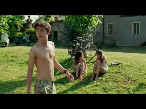 Call Me by Your Name clip