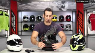 Shark Evoline 3 ST Helmet Review at RevZilla.com