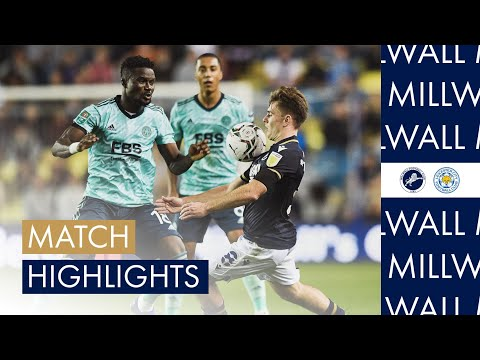 Millwall Leicester Goals And Highlights