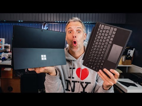 Microsoft Surface Pro 6 : Le Test