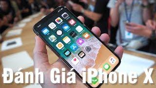 Đánh Giá iPhone X / iPhone 8/8+: Bước tiến lớn của Apple?