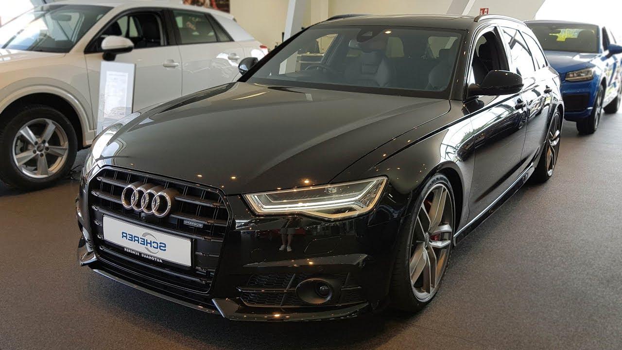 2018 Audi A6 Avant 3.0 TDI Competition