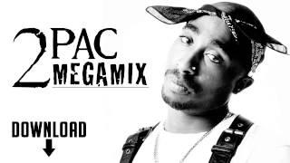 2Pac Makaveli - Megamix NEW 2o13