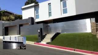 Stainless Gate Los Angeles Protect Privacy, Enhance Home