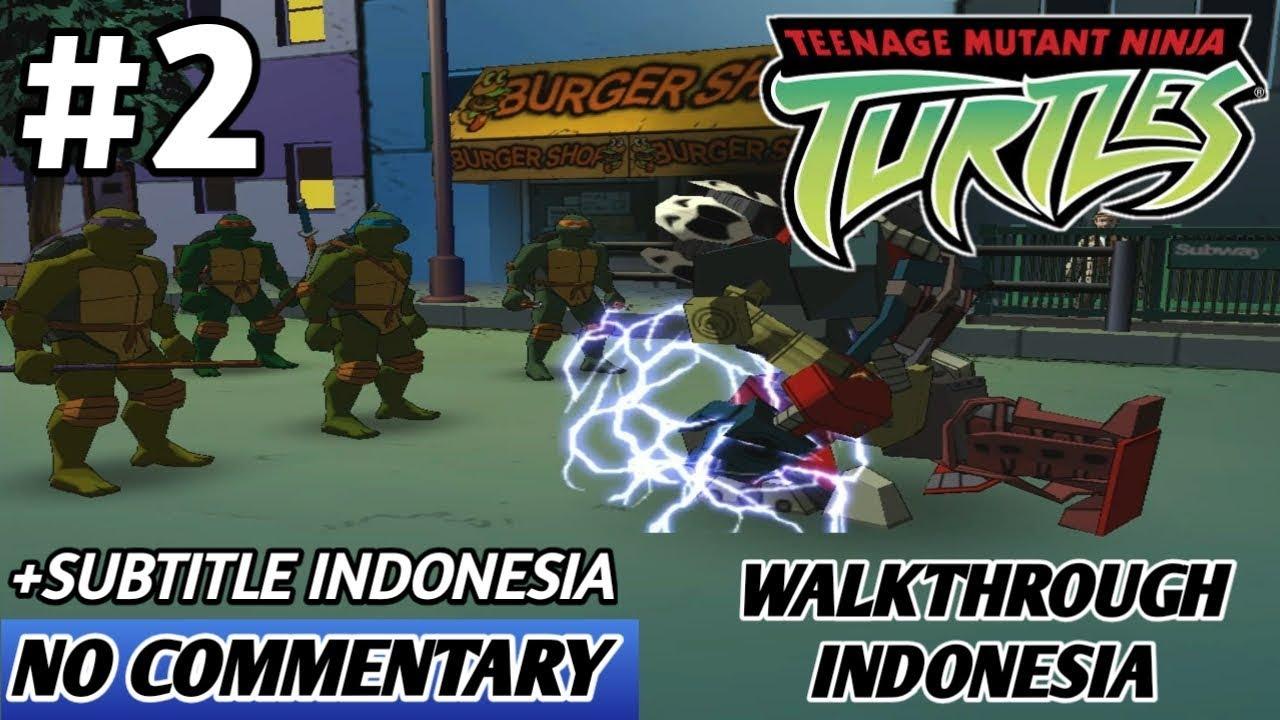 "Petualangan 4 Saudara Kura"" !! - Teenage Mutant Ninja Turtles Indonesia - Chapter 2"