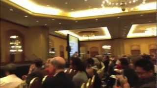 AEA 2012 Conference Evaluation Video