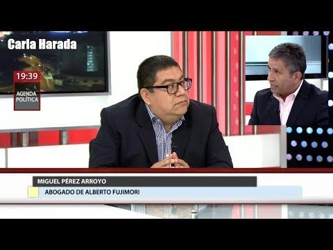 Miguel Pérez Arroyo vs.  Carlos Rivera: Alberto Fujimori y el caso Pativilca