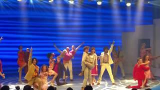 Slotapplaus Mamma Mia! 1e Try-Out Utrecht