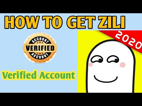 How To Get Popular Creator Or Verified Account Badge On Zili Account   Zili Verified Account