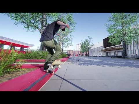 Skater XL – реалистичный симулятор скейтбординга