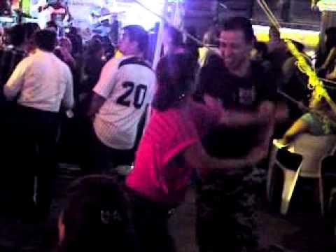 2 ♫ Erika Y Poncho ♫ Ritmo y Sabor ♫ Baile De Cierre De Feria En Marin NL 2013 La Tropa F