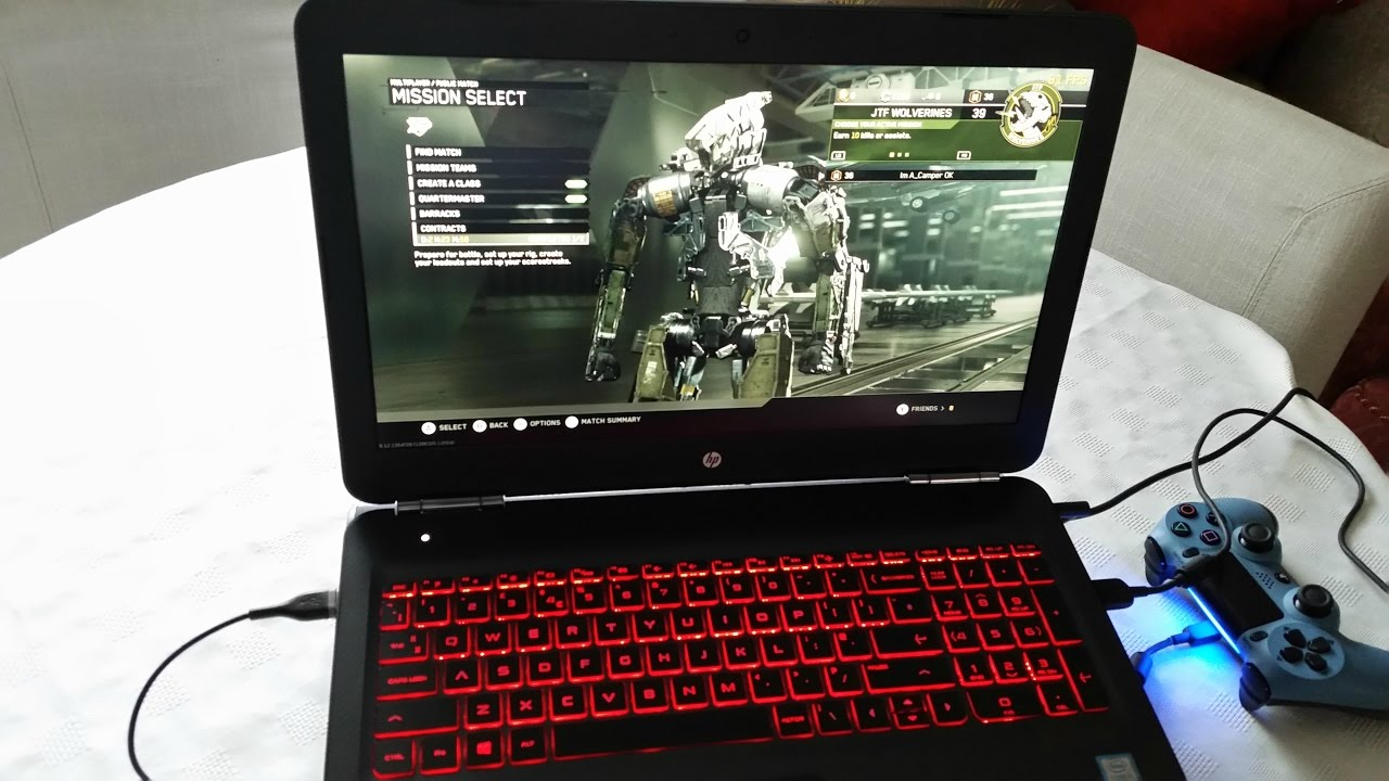 85b7459dd HP Omen 15 2017 Laptop Gaming Test Its A Beast Check it Out!! - YouTube