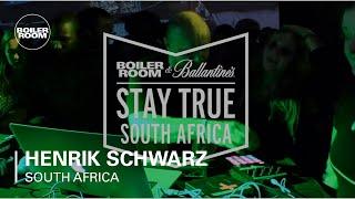 Henrik Schwarz Boiler Room x Ballantine's Stay True South Africa DJ Set