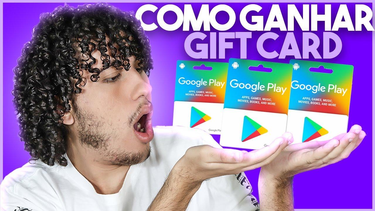 COMO GANHAR 100R$ DE GIFT CARD NA GOOGLE PLAY GRÁTIS!!