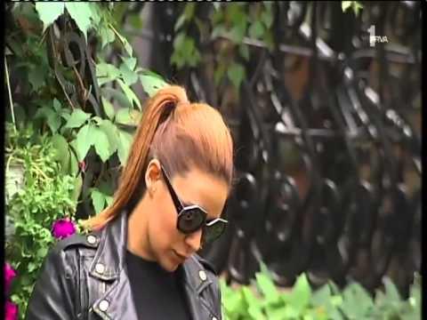 Ana Nikolic - O svom izgledu - Exkluziv - (TV Prva 2013)
