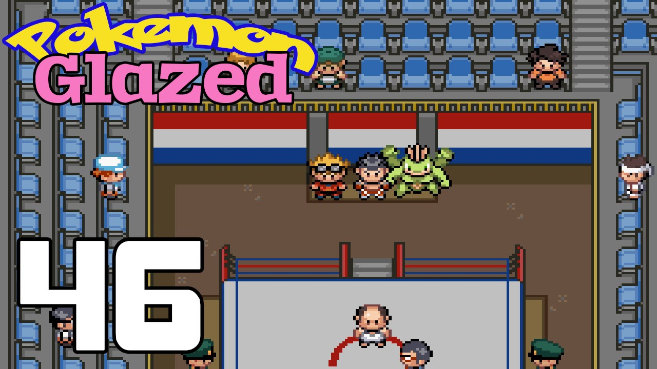 Pokemon Glazed Version-Reign Isle Gym~46 - YouTube