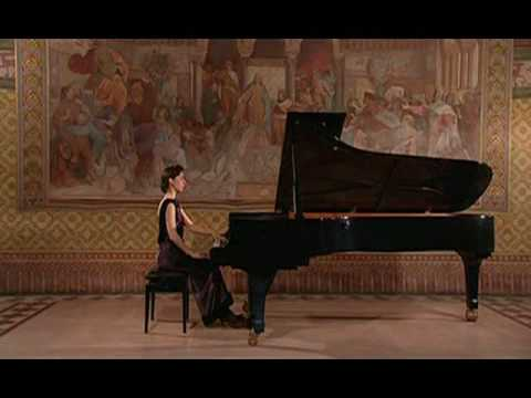 Bach - WTC II (Angela Hewitt) - Prelude & Fugue No. 23 in B Major BWV 892