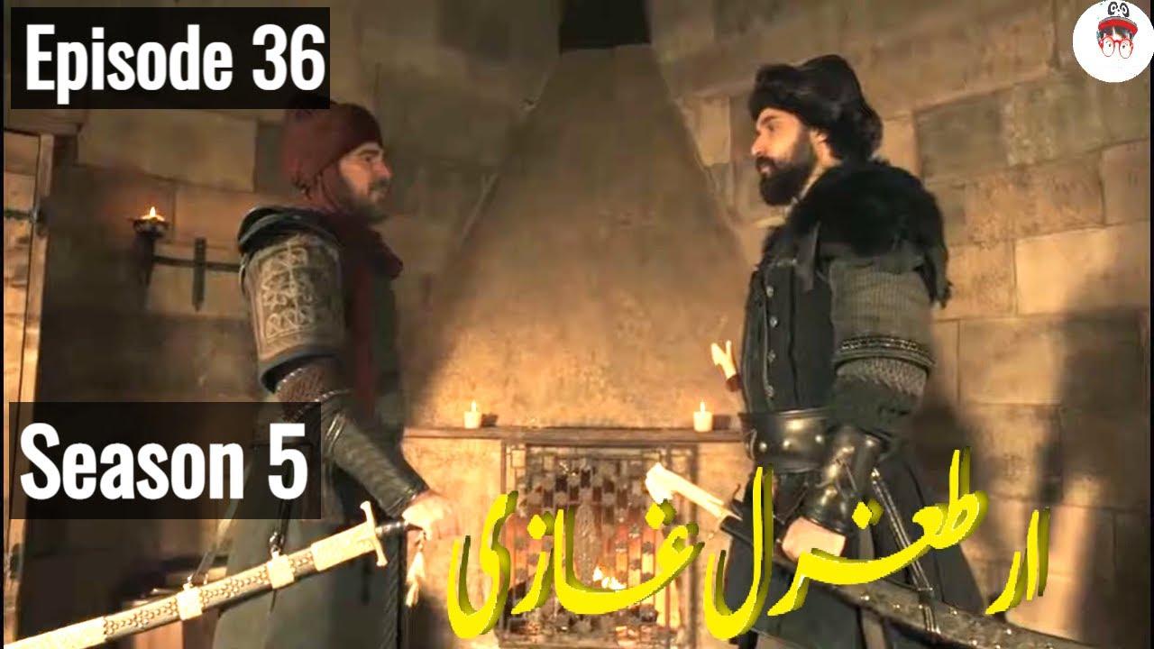 Download Ertugrul Ghazi Season 5 Episode 36 Urdu | Overview