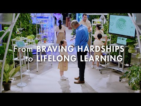 From Braving Hardships to Lifelong Learning Mp3