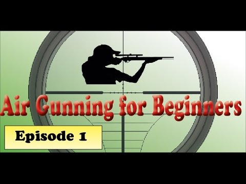 Air Gunning for Beginners  - Why do you want an Air Rifle ?