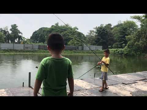 Phóng Sự Hồ Câu cá giải trí phúc Thuỷ, .. xã Vĩnh Lộc A . BC