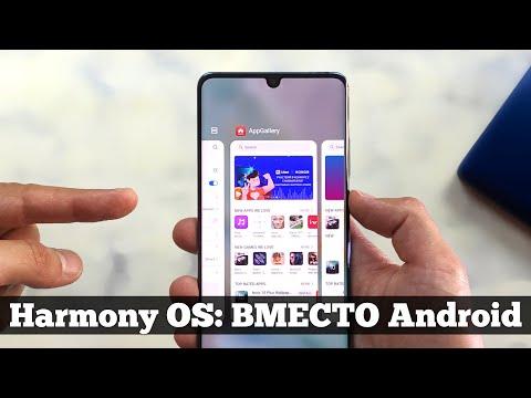 ЭКСКЛЮЗИВ: ТАК выглядит Harmony OS: ОБЗОР EMUI 10