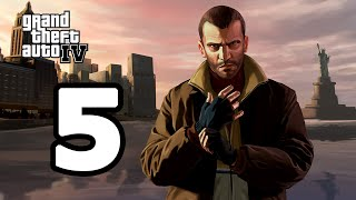 Grand Theft Auto IV Walkthrough Part 5 - No Commentary Playthrough (PC)