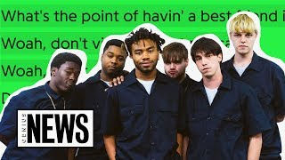 "How BROCKHAMPTON Deals With Ameer Vann's Departure on ""DEARLY DEPARTED"" 