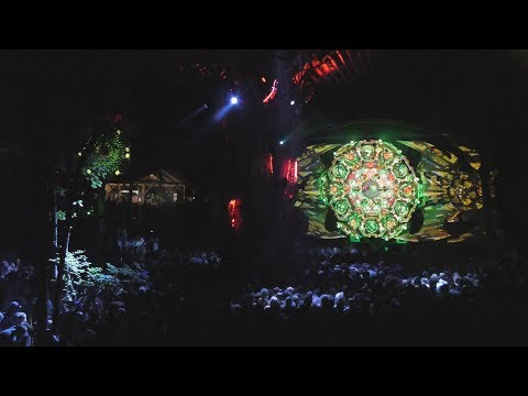 Modem Festival 2017 Mainfloor Visual Mix