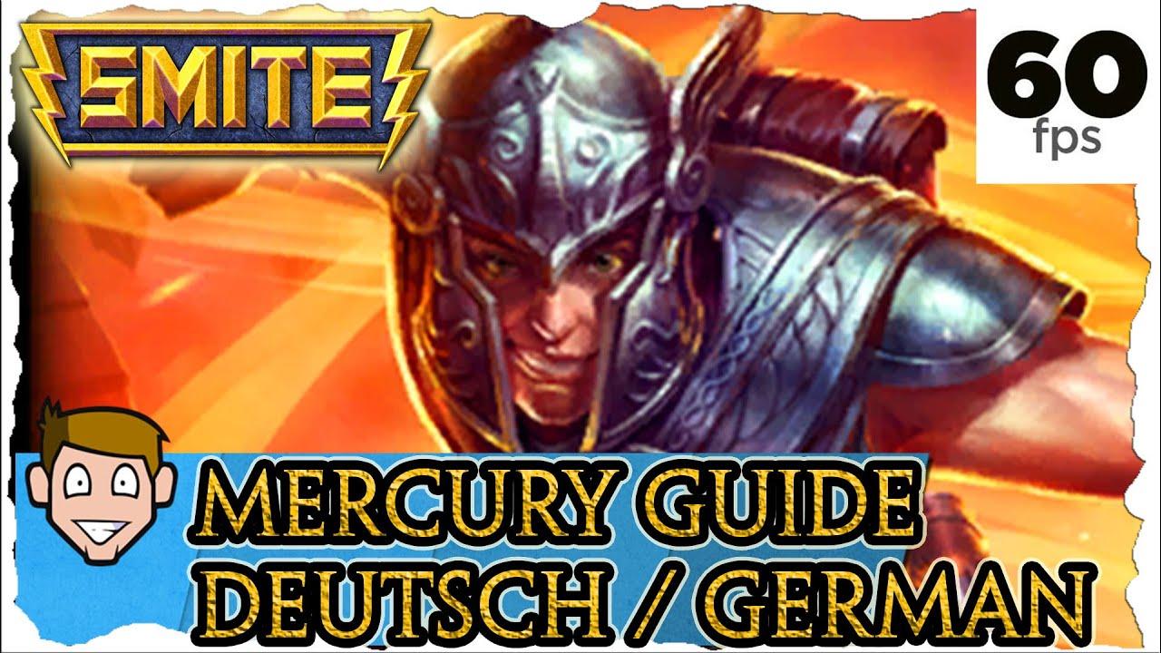 Mercury Deutsch