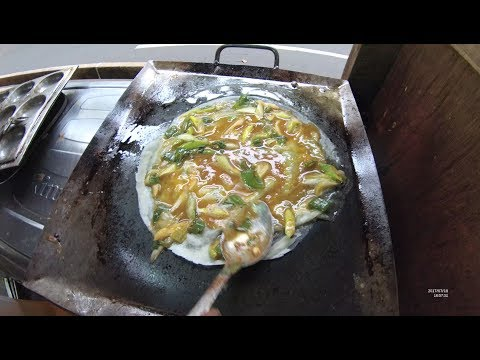 Jakarta Street Food 1705 Part.1 38 Cents Egg Murtabak Martabak Telor 4 kulit Lumpia