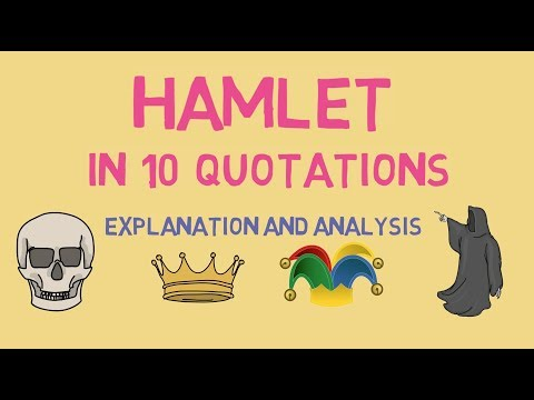 The 10 Most Important Quotes In Hamlet