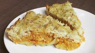 Английский пастуший пирог с чечевицей - рецепт для лакто-ово-вегетарианцев