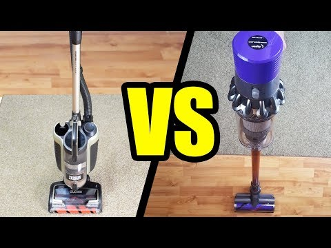 Dyson V10 Vs Shark Ion P50 - In Depth Comparison  Cordless Vacuums