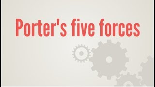 Porter's Five Forces - A Practical Example