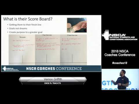 Staying Relevant and Impactful with Youth Athletics, with Vernon Griffith  | NSCA.com