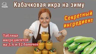 Кабачковая икра с МАЙОНЕЗОМ и томатной пастой - вкусная домашняя заготовка на зиму КАК В МАГАЗИНЕ