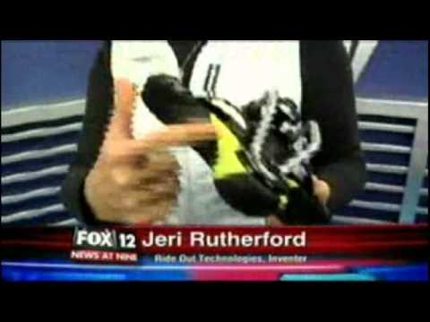 Fox News interviews Jeri Rutherford of RideOut on How She Invented a Comfortable Bike Seat